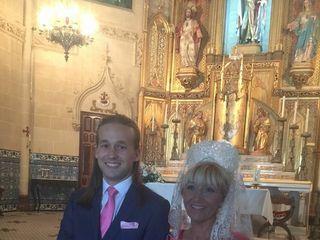 La boda de Aurélie y Francisco Jesús 3