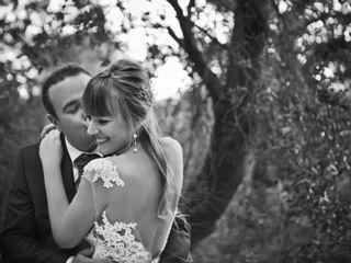 La boda de Yolanda y Toni