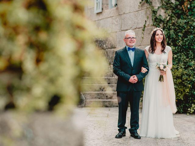 La boda de Odilo y Sonia en Bueu (Casco Urbano), Pontevedra 21