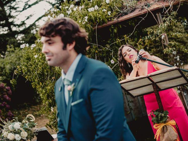 La boda de Odilo y Sonia en Bueu (Casco Urbano), Pontevedra 23