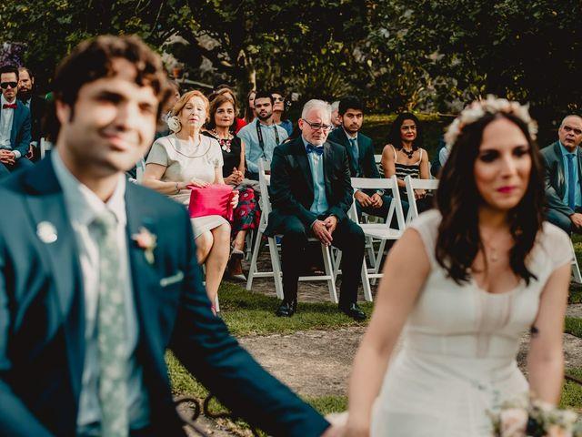 La boda de Odilo y Sonia en Bueu (Casco Urbano), Pontevedra 29
