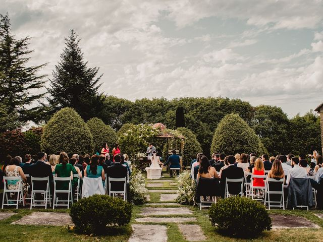 La boda de Odilo y Sonia en Bueu (Casco Urbano), Pontevedra 30