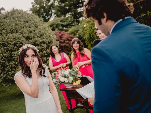 La boda de Odilo y Sonia en Bueu (Casco Urbano), Pontevedra 31