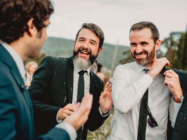 La boda de Odilo y Sonia en Bueu (Casco Urbano), Pontevedra 33