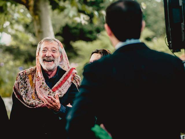 La boda de Odilo y Sonia en Bueu (Casco Urbano), Pontevedra 38
