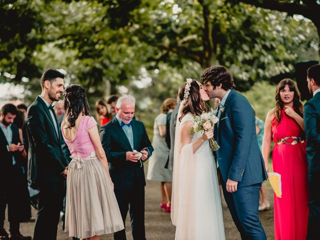 La boda de Odilo y Sonia en Bueu (Casco Urbano), Pontevedra 39