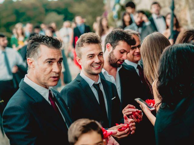 La boda de Odilo y Sonia en Bueu (Casco Urbano), Pontevedra 40