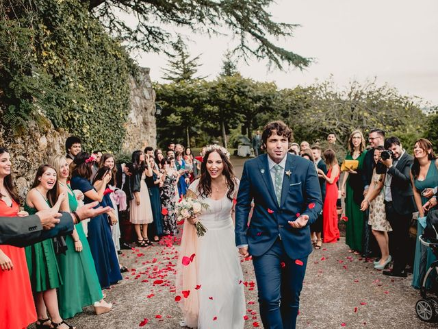 La boda de Odilo y Sonia en Bueu (Casco Urbano), Pontevedra 45