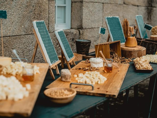 La boda de Odilo y Sonia en Bueu (Casco Urbano), Pontevedra 47