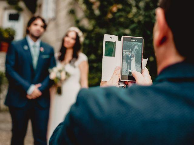 La boda de Odilo y Sonia en Bueu (Casco Urbano), Pontevedra 48
