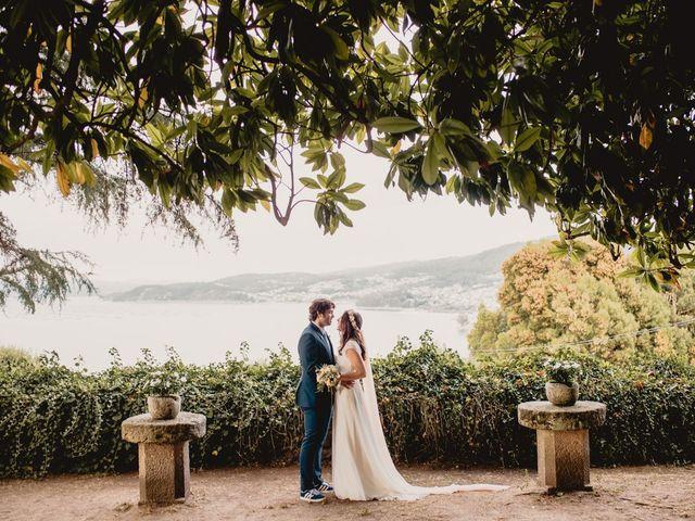 La boda de Odilo y Sonia en Bueu (Casco Urbano), Pontevedra 49