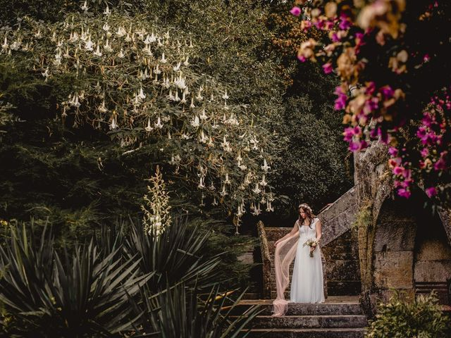 La boda de Odilo y Sonia en Bueu (Casco Urbano), Pontevedra 53