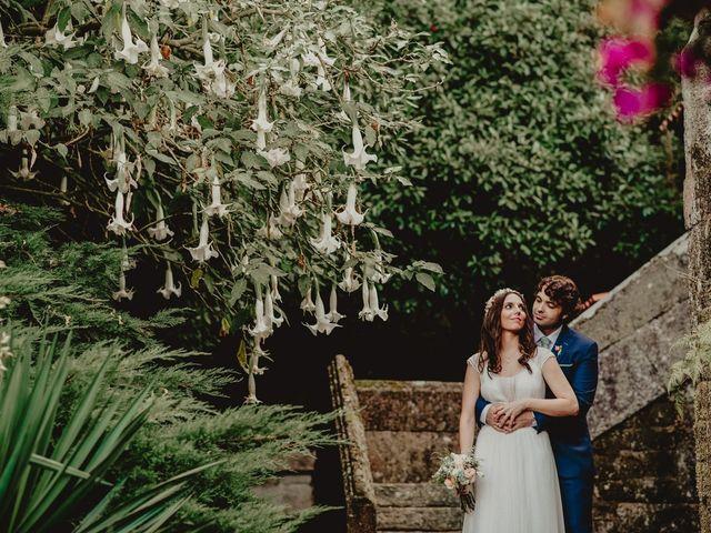 La boda de Odilo y Sonia en Bueu (Casco Urbano), Pontevedra 54