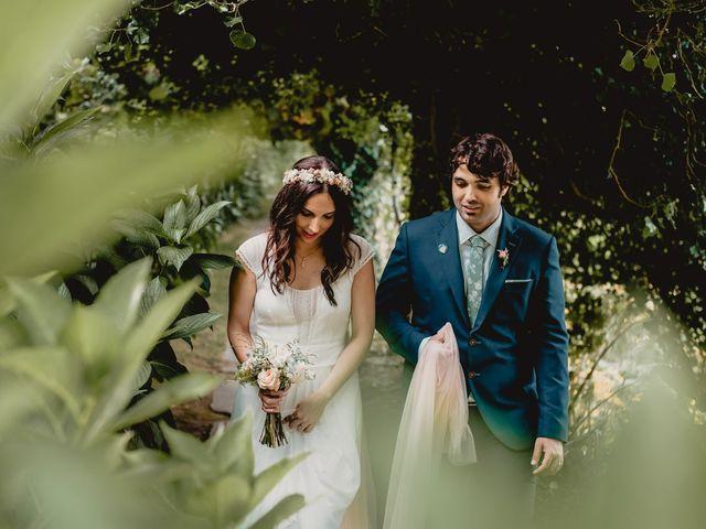La boda de Odilo y Sonia en Bueu (Casco Urbano), Pontevedra 56