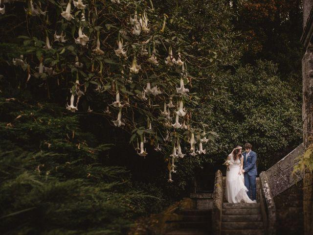 La boda de Odilo y Sonia en Bueu (Casco Urbano), Pontevedra 57