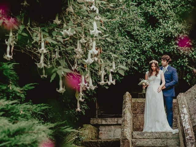 La boda de Odilo y Sonia en Bueu (Casco Urbano), Pontevedra 58