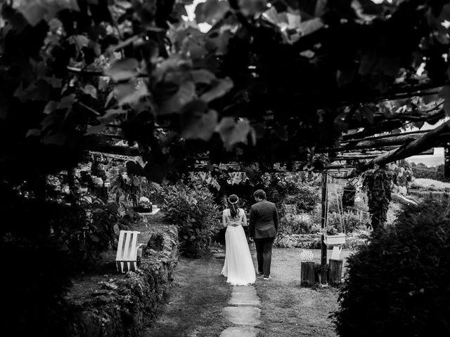 La boda de Odilo y Sonia en Bueu (Casco Urbano), Pontevedra 59