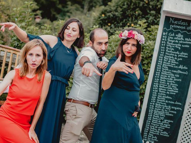 La boda de Odilo y Sonia en Bueu (Casco Urbano), Pontevedra 61