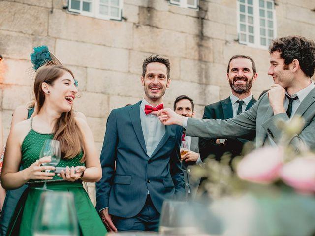 La boda de Odilo y Sonia en Bueu (Casco Urbano), Pontevedra 65
