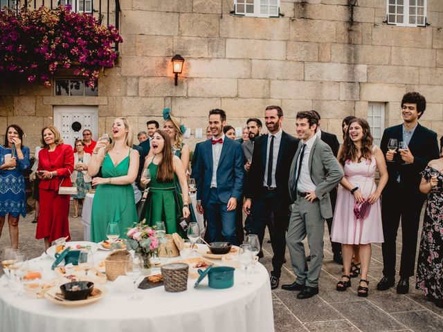 La boda de Odilo y Sonia en Bueu (Casco Urbano), Pontevedra 66