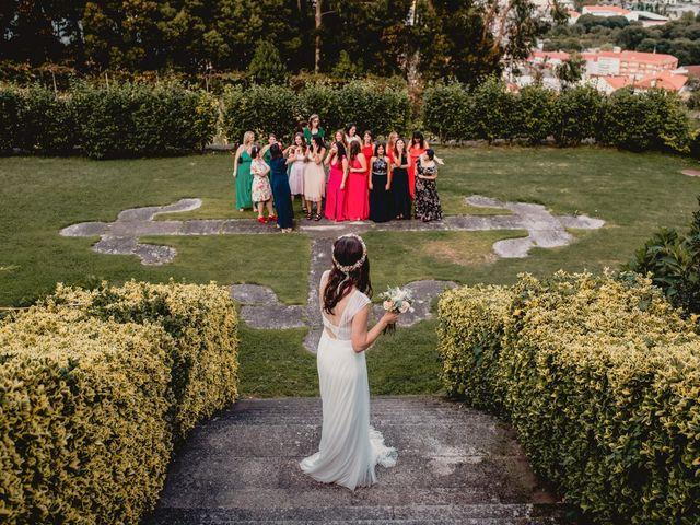 La boda de Odilo y Sonia en Bueu (Casco Urbano), Pontevedra 68
