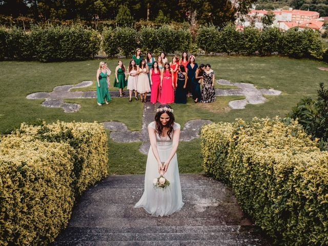 La boda de Odilo y Sonia en Bueu (Casco Urbano), Pontevedra 69