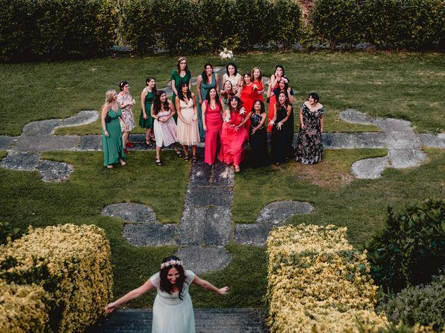 La boda de Odilo y Sonia en Bueu (Casco Urbano), Pontevedra 71