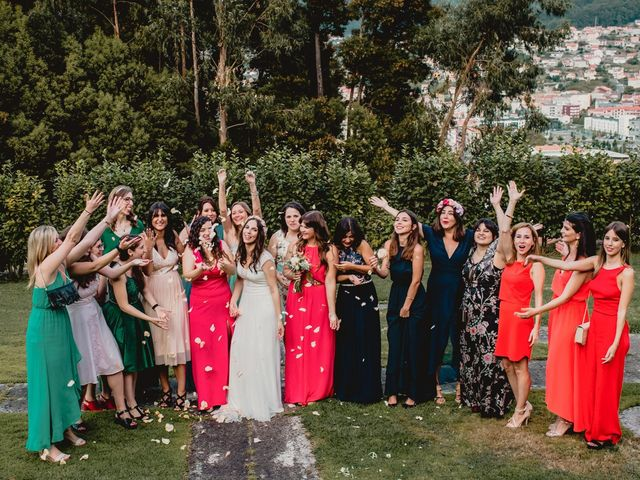 La boda de Odilo y Sonia en Bueu (Casco Urbano), Pontevedra 72