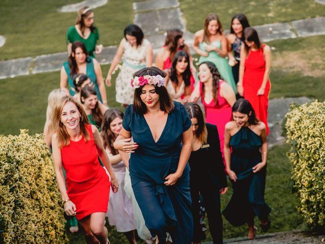 La boda de Odilo y Sonia en Bueu (Casco Urbano), Pontevedra 73