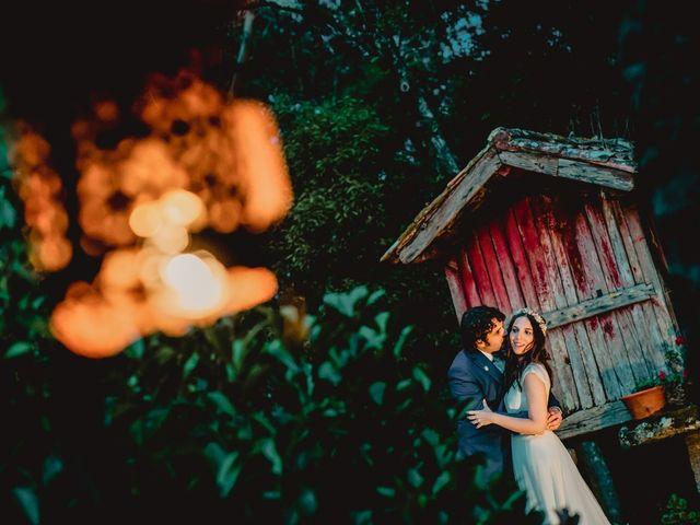 La boda de Odilo y Sonia en Bueu (Casco Urbano), Pontevedra 75