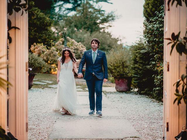 La boda de Odilo y Sonia en Bueu (Casco Urbano), Pontevedra 76