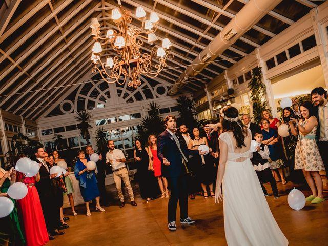 La boda de Odilo y Sonia en Bueu (Casco Urbano), Pontevedra 80