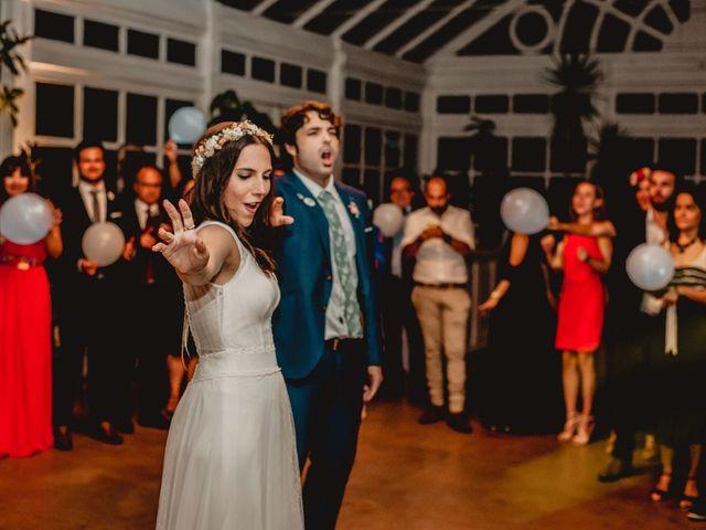 La boda de Odilo y Sonia en Bueu (Casco Urbano), Pontevedra 81