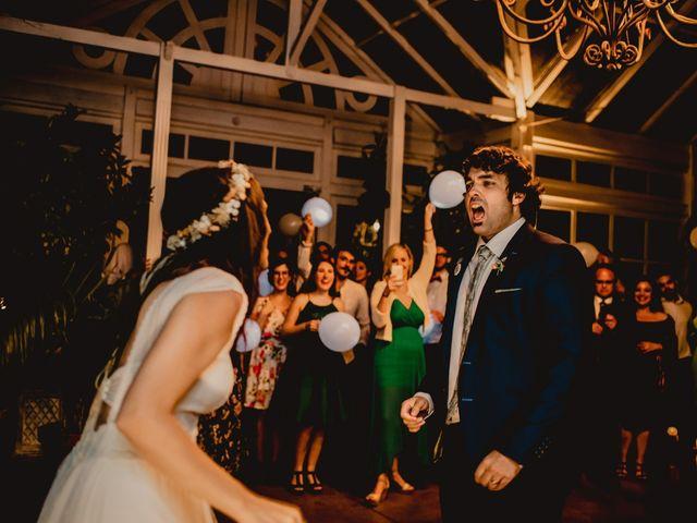 La boda de Odilo y Sonia en Bueu (Casco Urbano), Pontevedra 83