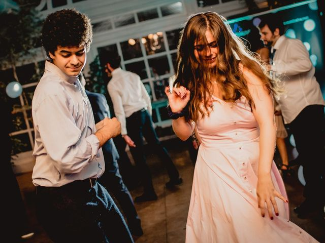 La boda de Odilo y Sonia en Bueu (Casco Urbano), Pontevedra 84
