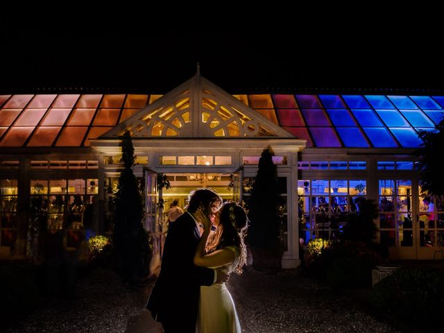 La boda de Odilo y Sonia en Bueu (Casco Urbano), Pontevedra 1