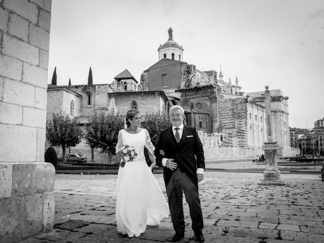 La boda de Carlos y Yara en Villanubla, Valladolid 13