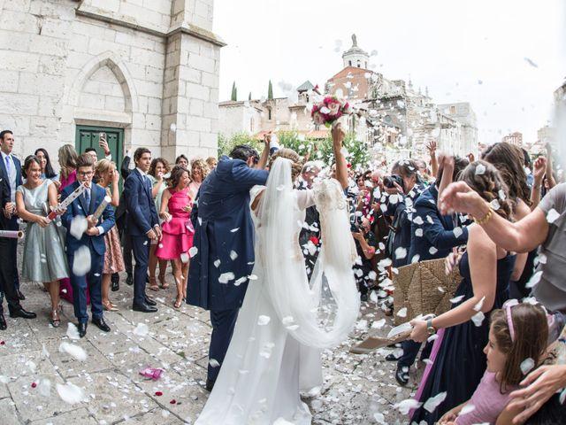 La boda de Carlos y Yara en Villanubla, Valladolid 17