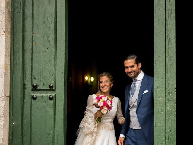 La boda de Carlos y Yara en Villanubla, Valladolid 18