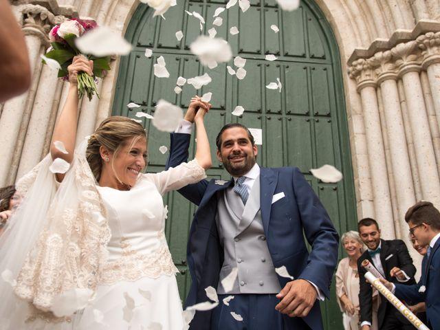 La boda de Carlos y Yara en Villanubla, Valladolid 20