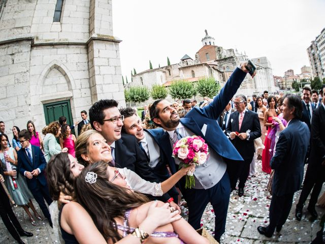 La boda de Carlos y Yara en Villanubla, Valladolid 21