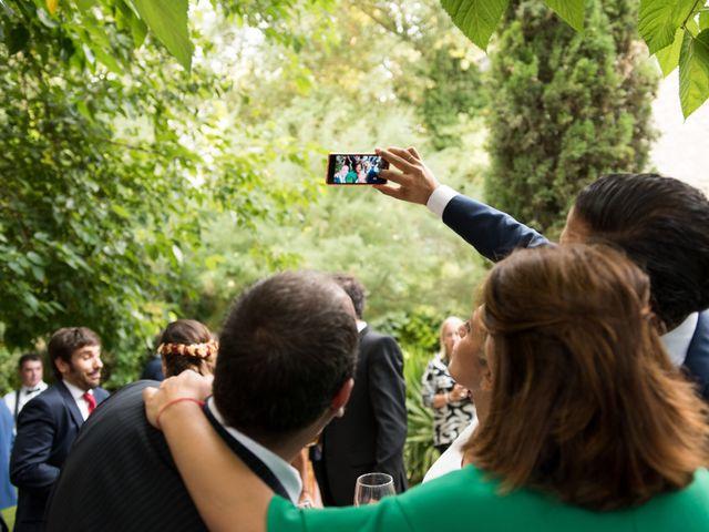 La boda de Carlos y Yara en Villanubla, Valladolid 28