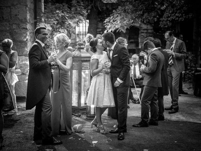 La boda de Carlos y Yara en Villanubla, Valladolid 32