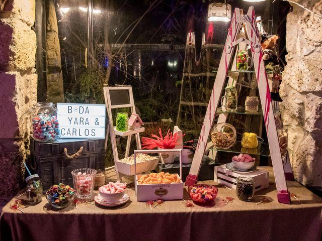 La boda de Carlos y Yara en Villanubla, Valladolid 33