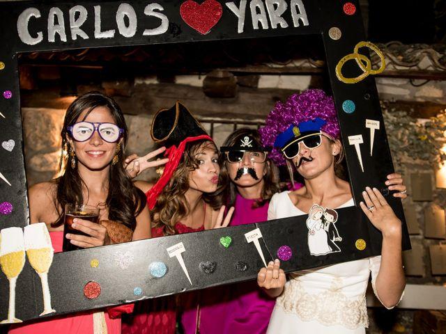 La boda de Carlos y Yara en Villanubla, Valladolid 36