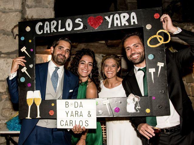 La boda de Carlos y Yara en Villanubla, Valladolid 38