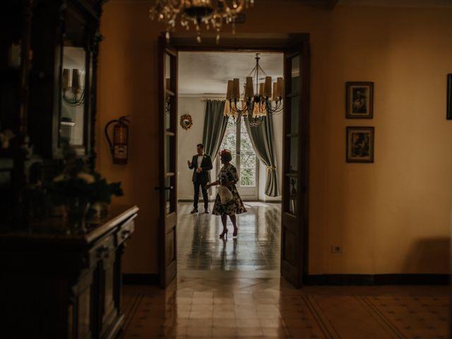 La boda de Eros y Miriam en Alella, Barcelona 11