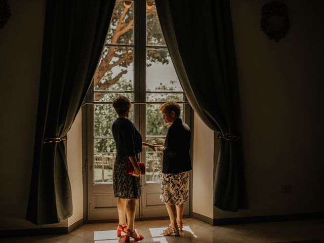 La boda de Eros y Miriam en Alella, Barcelona 17