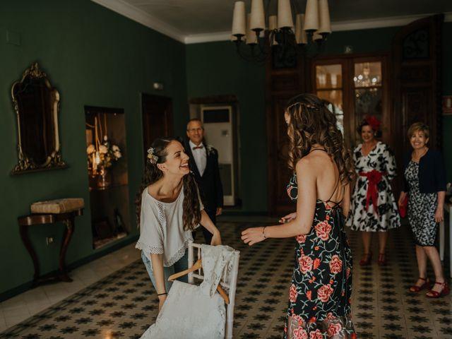 La boda de Eros y Miriam en Alella, Barcelona 18