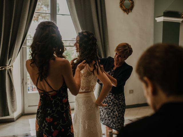 La boda de Eros y Miriam en Alella, Barcelona 20